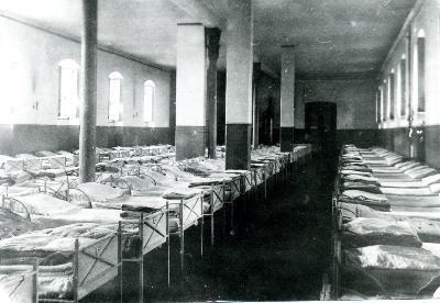 Bensberg Schlaafsaal