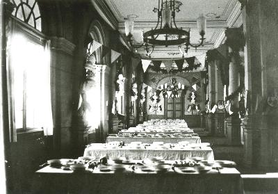 Bensberg Speisesaal