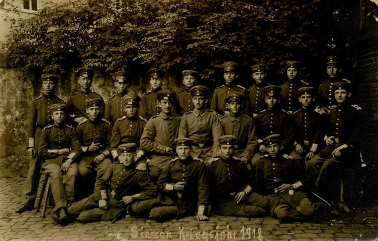 K640_001-A Kriegsahr 1918